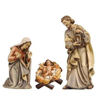 Traditional crib figures