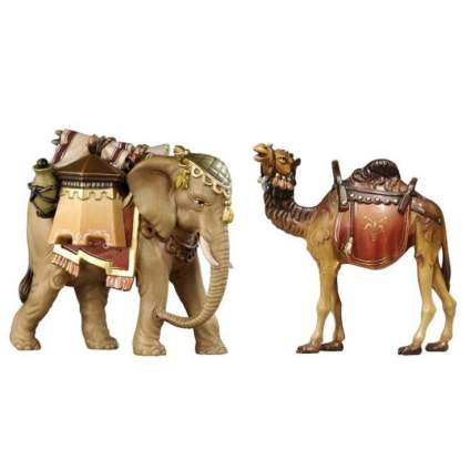 Elephants and camels
