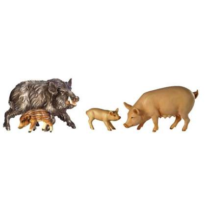 Bigs and wild boars