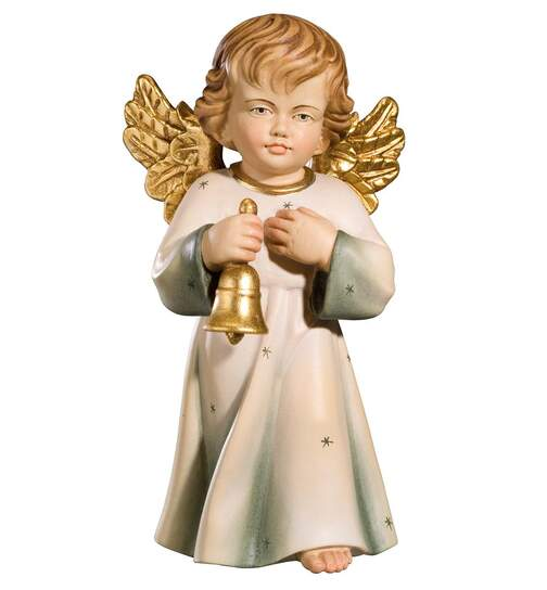Benedict angel with bell
