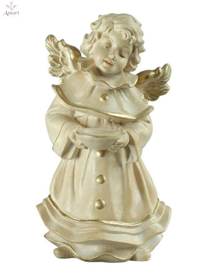 groedner engel mit kerze 20 cm  onlineshop für