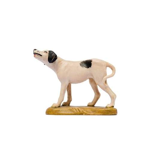Dog - Pointer - Orig. INSAM Nativity with base