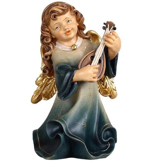 Alpine  Angel with lute