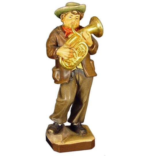Bass horn player