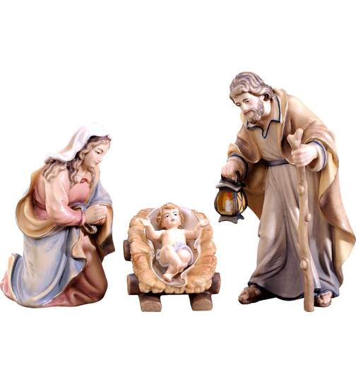 Holy family - Tyrolese Nativity