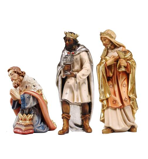The Three Kings - E. Kostner Nativity