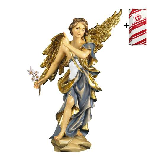 St. Gabriel Archangel with lily