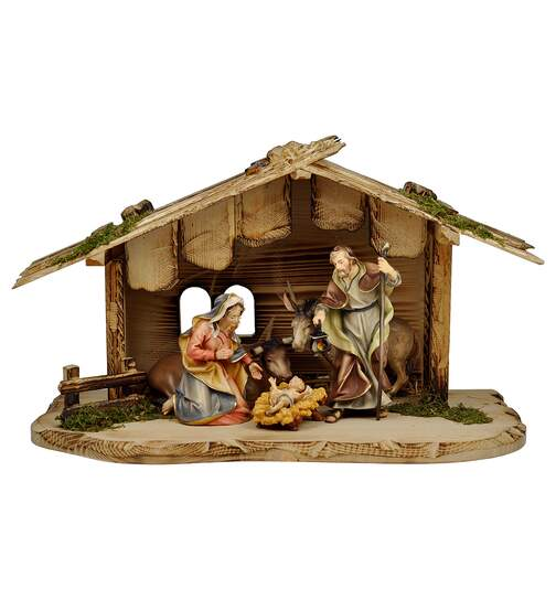 Ulrich Nativity Set - 7 Pieces - Orig. Ulrich Nativity