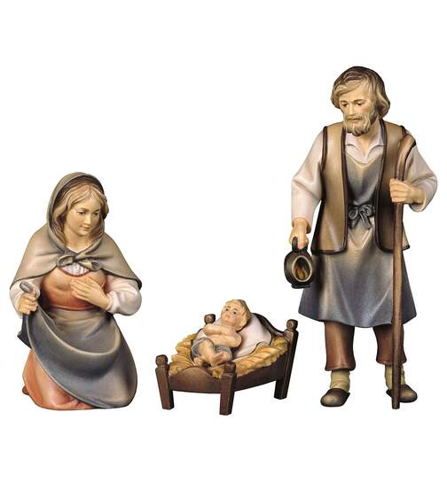 Holy Family - 4 Pieces - Orig. SHEPHERDS Nativity
