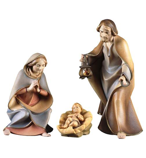 Holy Family - 4 Pieces