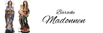 Barocke Madonnen